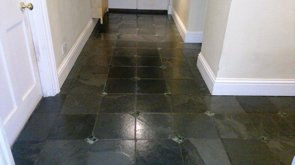Southampton Slate Floor Finished