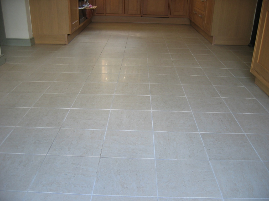 beautiful How To Clean Kitchen Grout Tile Floor #10: Floor Ceramic Tiles After Stockbridge