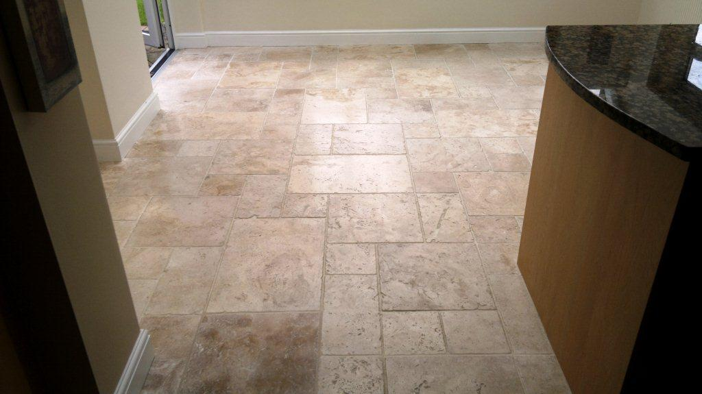 Farnham Travertine Floor 1